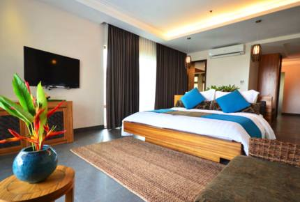 6 Nights Island Paradise 2 BR Luxury All Inclusive