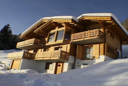 Chalet Felier - Les Collons, Switzerland
