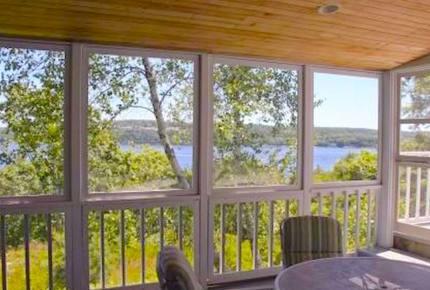 Classic Maine Coastline Estate - Phippsburg, Maine