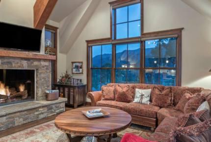 Mountain Village Ski In/Ski Out Penthouse