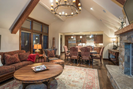 Mountain Village Ski In/Ski Out Penthouse - Telluride, Colorado