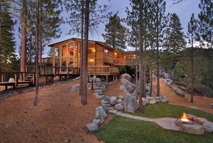 Lake Tahoe's Treehouse