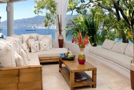 Casa Carey - Acapulco, Mexico
