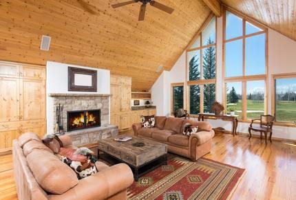 Teton Pines Ski and Golf Luxury Home - Jackson Hole
