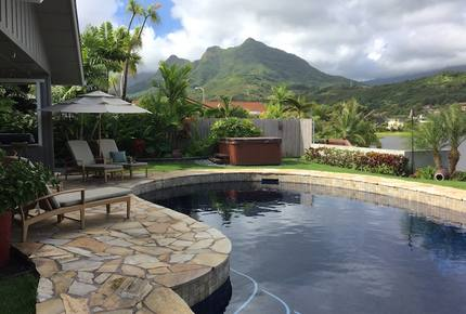 Kailua Mountain and Lake View Paradise