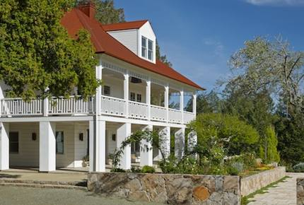 Southern Charm in the California Wine Country - Calistoga, California