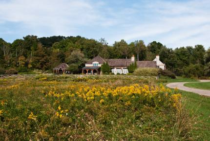Rhinebeck New York Luxury Country Retreat