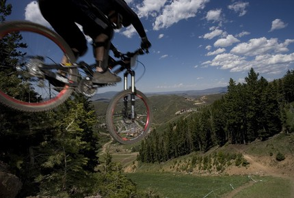Powder Run C12 - Park City, Utah