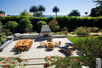 The Earleton Carriage House at Butterfly Beach - Montecito, California
