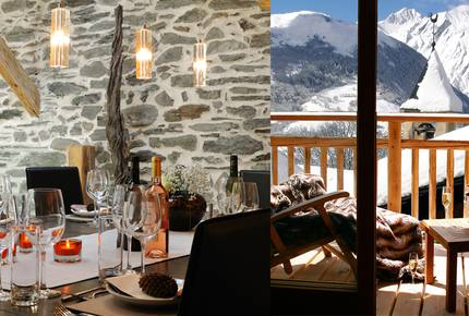 Chalet Abode - The Ultimate Summer Alpine Experience