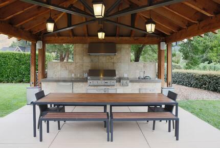 Villa Calistoga in Napa Valley Wine Country - Calistoga, California