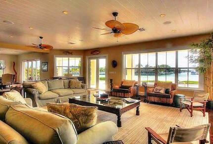 Middle Keys Waterfront Masterpiece