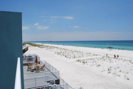 Gorgeous Gulf Front Townhome - Pensacola Beach, Florida