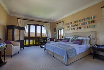 Cape Winelands Villa