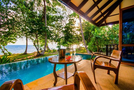 Baan Si Dang Beach Pool Villa