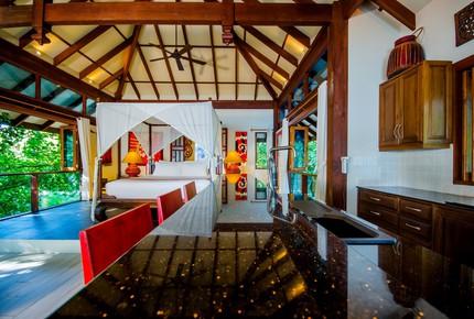 Baan Si Dang Beach Pool Villa - Koh Jum, Krabi, Thailand