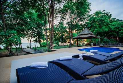 Baan Ton Sai Beach Pool Villa