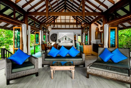 Baan Si Fah Beach Pool Villa