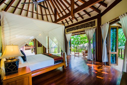 Baan Sharmar Beach Pool Villa - Koh Jum, Krabi, Thailand