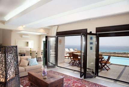 Villa Athena - Lindos, Greece