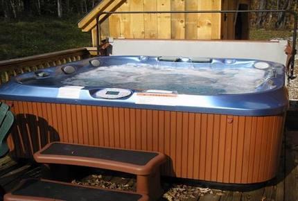 Okemo Luxury Log Home - Ludlow, Vermont