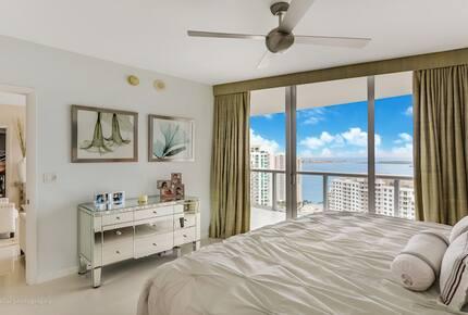 Icon Brickell Condo with Sensational Views - Miami, Florida