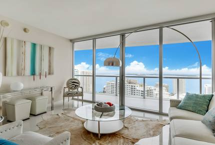 Icon Brickell Condo with Sensational Views
