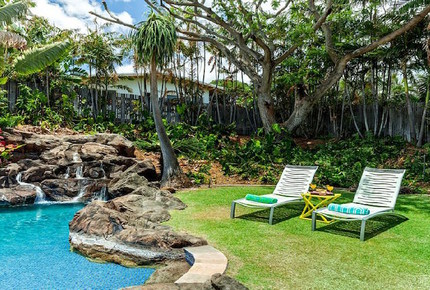 Private Gated Honolulu Oasis