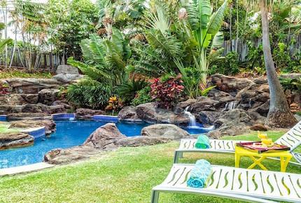 Private Gated Honolulu Oasis - Honolulu, Hawaii