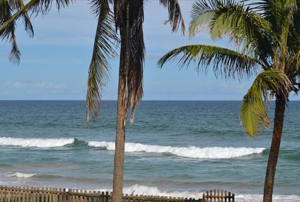 Beach Front Property in Busca Vida