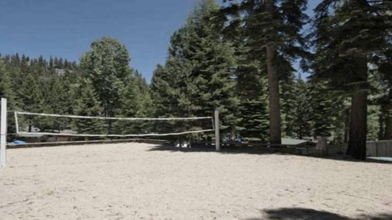 Modern A Frame Lake Tahoe Cabin