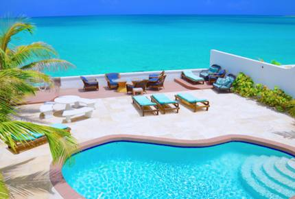 Oceanfront Villa Caprice