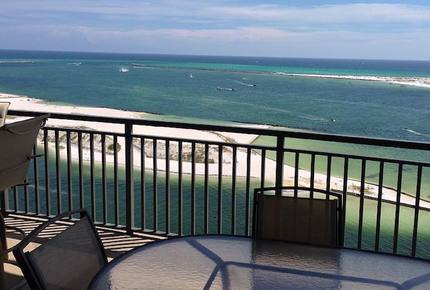 Views beyond belief! Emerald Grande unit 905, Destin, Florida. - Destin, Florida