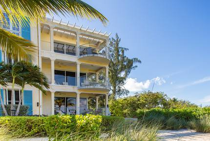 Sandy Toes - Providenciales, Turks and Caicos Islands