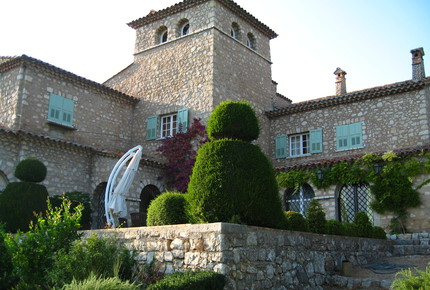 Converted Monastery in Hills of Cote D'Azur - Chateauneuf de Grasse, France