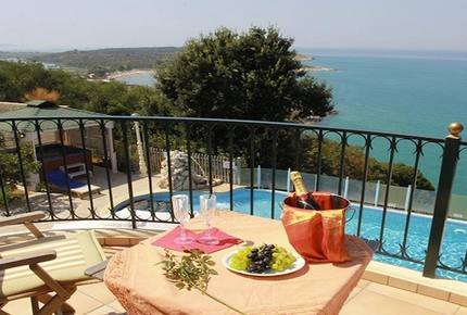 St. Nicholas Beach House - St Spyridon Beach, Greece