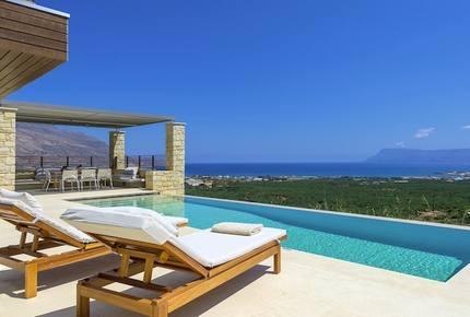 VIlla Harmony - Kissamos Chania, Greece