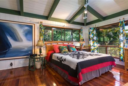 Hale Luia Bungalow - Hanalei, kauai, Hawaii