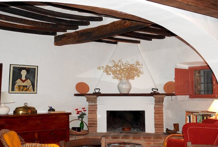 Il Vallone: Lovely 16th Century Tuscan Farmhouse
