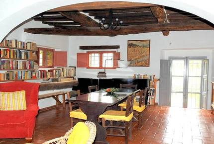 Il Vallone: Lovely 16th Century Tuscan Farmhouse - Lucignano, Arezzo, Italy