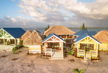 Private Island of Little Harvest Caye - Placencia Belize, Belize