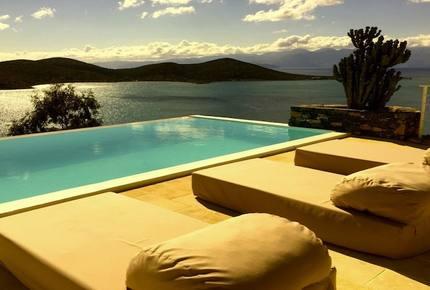 Villa Infinity - Elounda, Greece