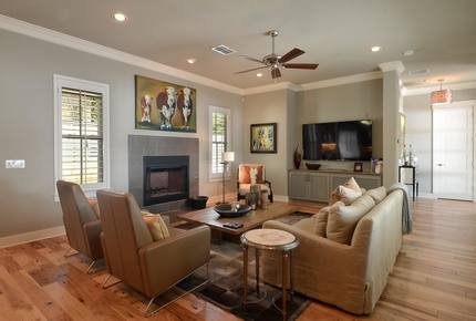 Austin Clarksville Home