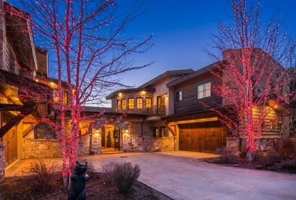 Park City Private Luxury Mansion
