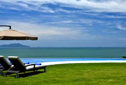 Grand Panoramic View Suite