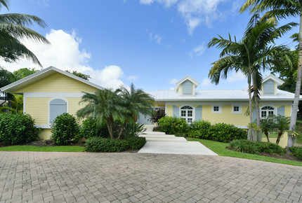Ocean Reef Waterfront home