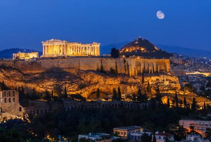 CURATED CULTURAL CLASSICS - Classic Athens & The Mainland, Greece