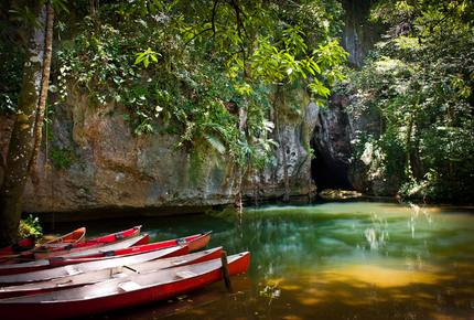 CURATED ECO EXPLORINGS - Route of The Ancient Maya, Belize