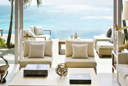Four Seasons Resort and Residences Anguilla Point House - 3 Bedroom Villa with Lockoff