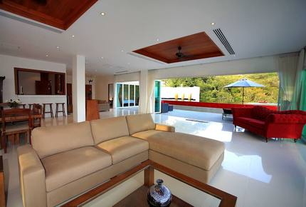 The Villa in the Sky - Katu, Thailand